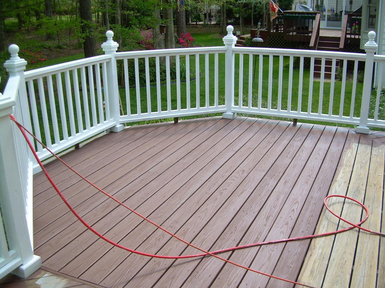 Deck Stain Colors | Casual Cottage